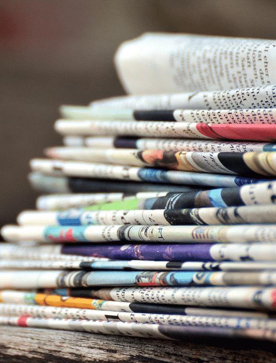 i quotidiani della divisione Imp Editoria